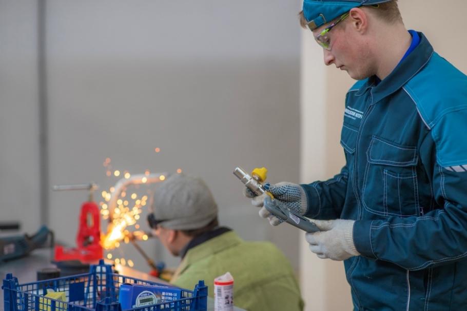 На чемпионатах WorldSkills впервые представлена компетенция «Монтаж и техническое обслуживание бытового газового оборудования»
